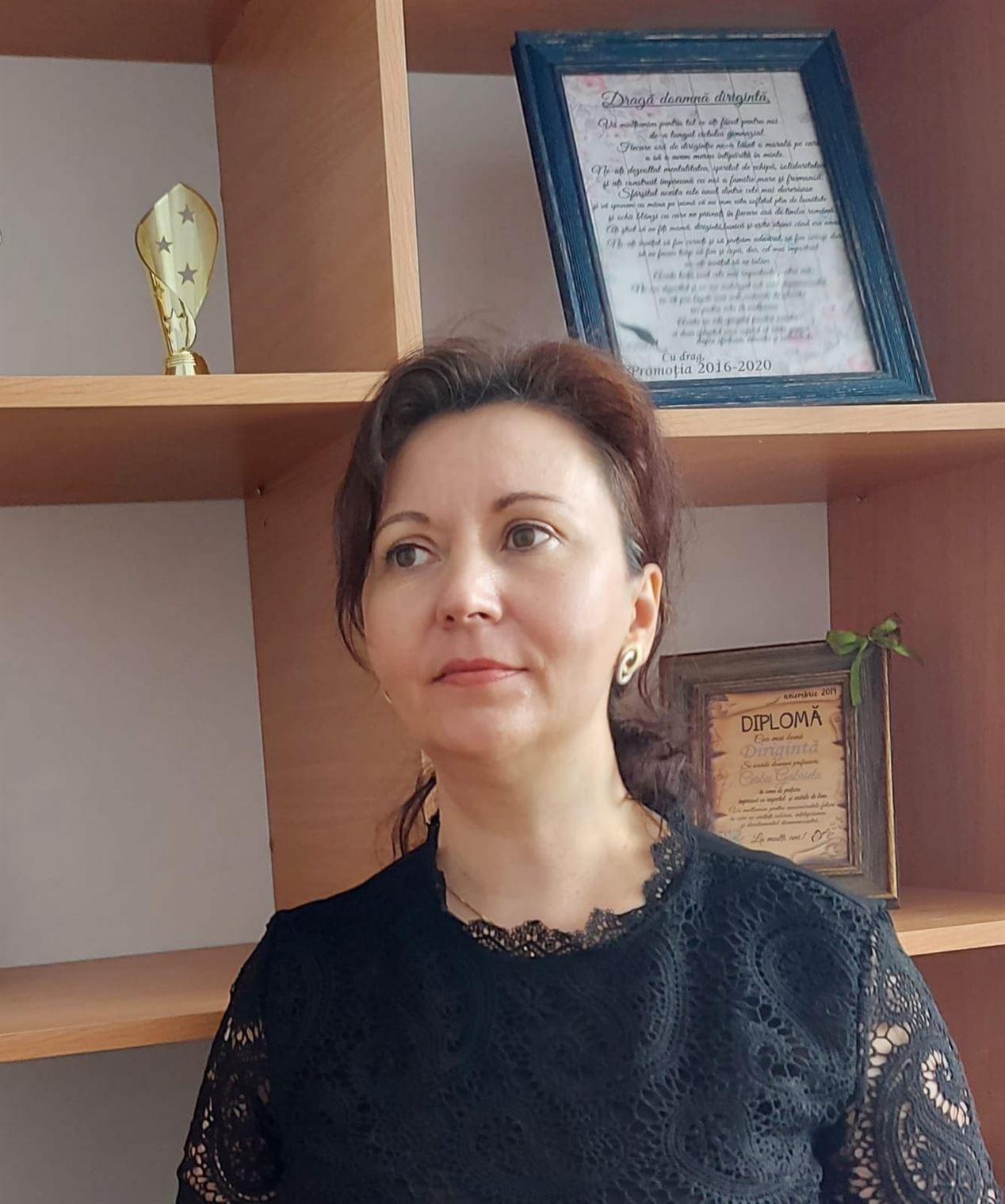 Gabriela Cerbu