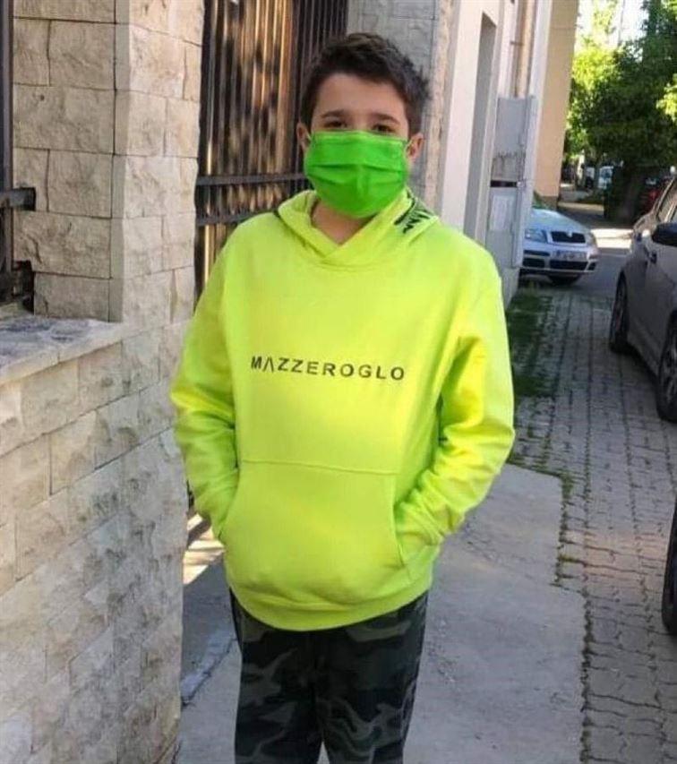 David Cernat, 13 ani